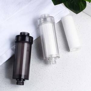 Transparent Replaceable 5 Micron PP Cotton Water Filter
