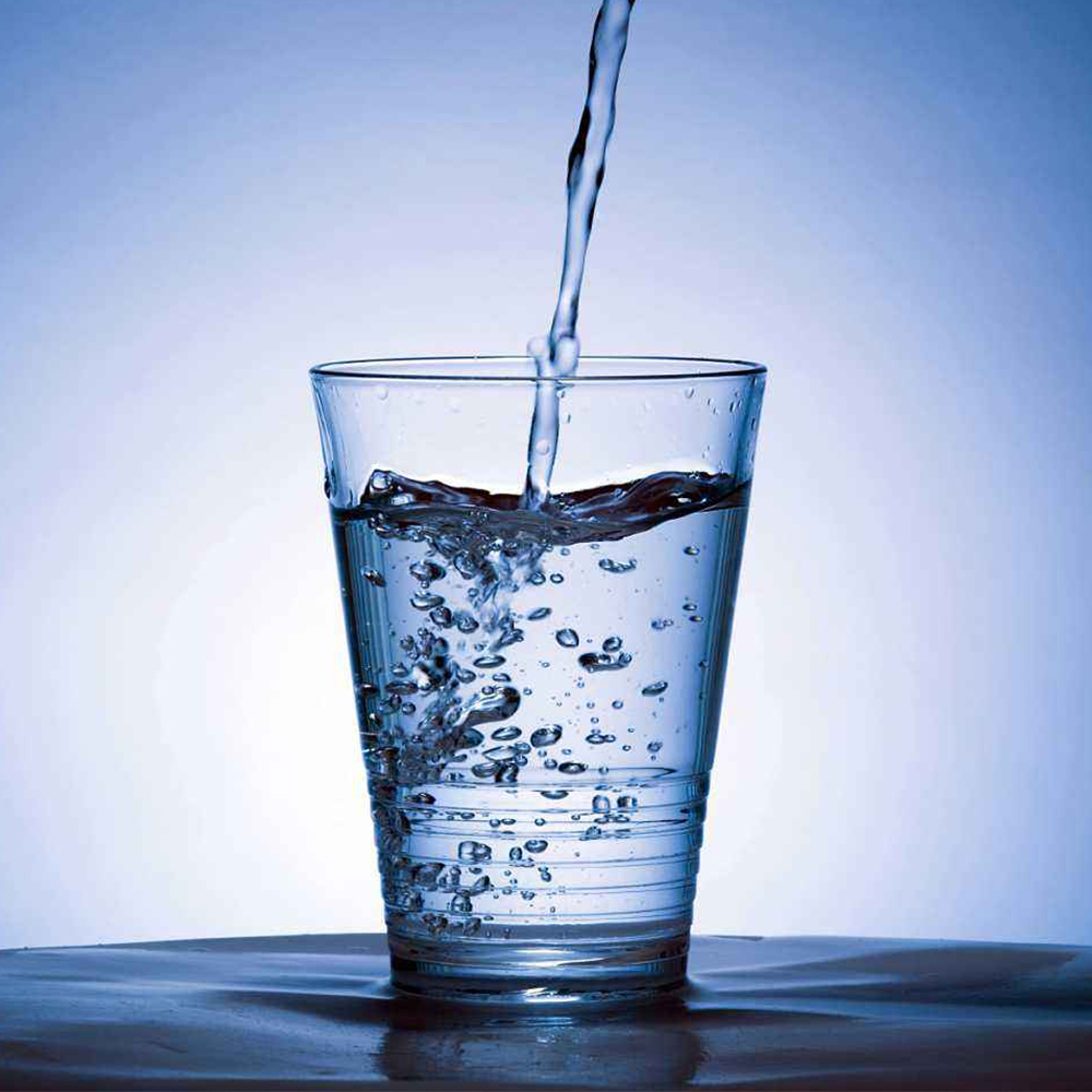 "Replace the ""filter element"" of the water purifier in your home. Remember to come back and drink ""clean water""!"