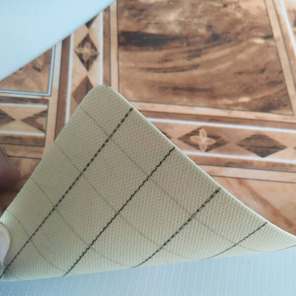 Hot sale Factory Contemporary Vinyl Flooring - PVC sponge flooring 1.0mm – Xinyue
