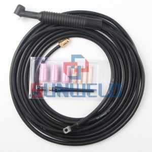 WP/SR-26 TORCH-USA (2 Piece Power Cable And Gas Hose)
