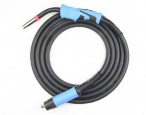 A 405LW 400Amp MIG/MAG Welding Torch Air Cooled (XL767.D720 XL767.D721 XL767.D722)