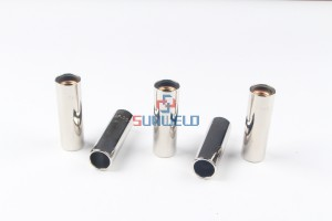 MIG Gas Nozzle Cylindrical φ18*69 XL145.D014 for Binzel MIG Welding Torch A255/AT255