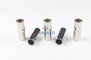 MIG Gas Nozzle Cylindrical φ21*72 XL145.D024 for Binzel MIG Welding Torch A305/AT305/A355/AT355/