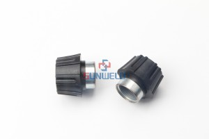 MIG Coupling nut M22x1.5 XL014.H279 for Binzel MIG Welding Torch AT Series