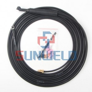 WP/SR-9 TORCH-USA (2 Piece Power Cable And Gas Hose)