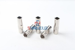MIG Nozzle φ19*84 XLTGN00014 for Panasonic Welding Torch P500A