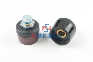 Euro Cable Connector Panel Socket 50-70mm2
