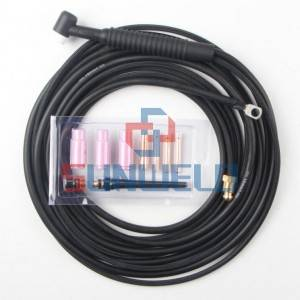 WP/SR-17 TORCH-USA (2 Piece Power Cable And Gas Hose)