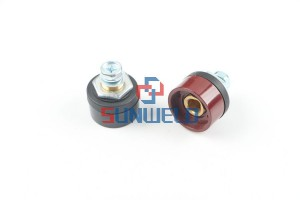 Euro Cable Connector Panel Socket 10-25mm2