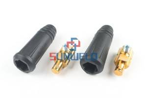 Euro Cable Connector Cable Plug 50-70mm2