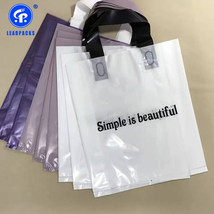 Good Quality Shopping Bag - Oxo-biodegradable Shopping Bag –  Leadpacks