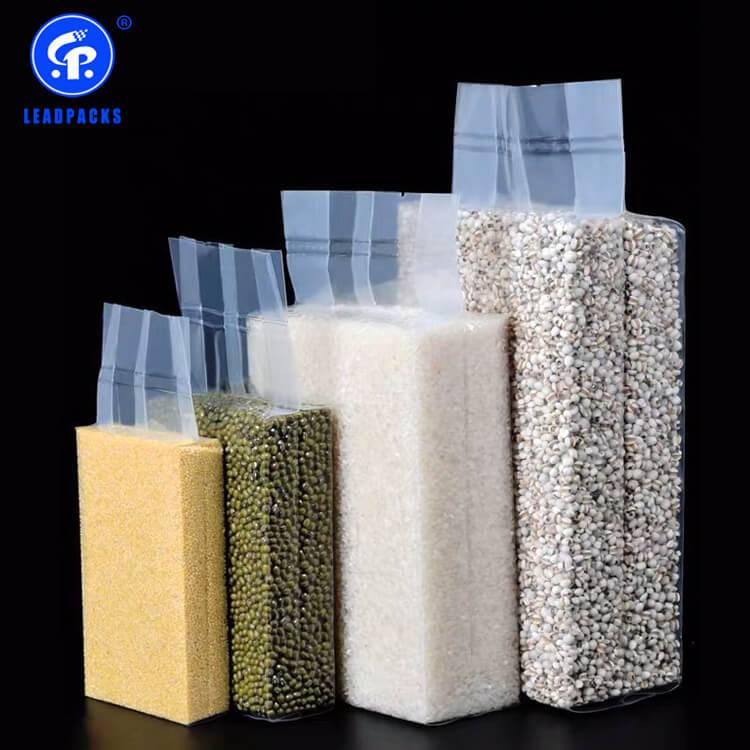 Rice Vacuum Packaging Bag Featured Image