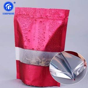 Aluminum Foil Bag With Window