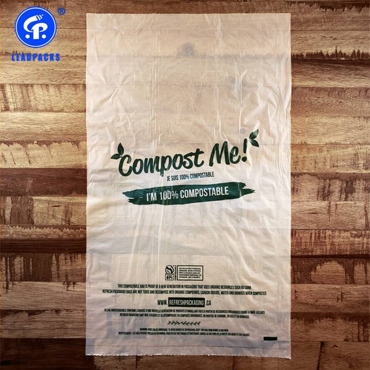 Biodegradable Flat Bag Featured Image