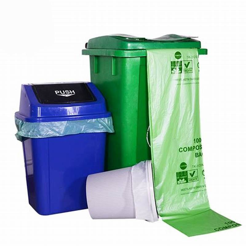 Compostable Garbage Bag Featured Image