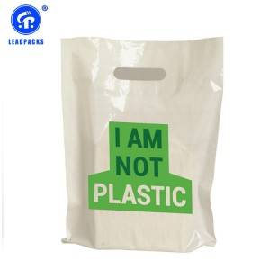 Wholesale Price China Waterproof Shopping Bags - Compostable Shopping Bag –  Leadpacks