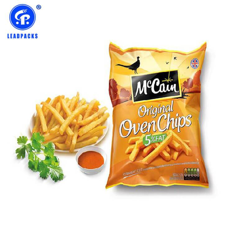 Professional China Printed Laminated Bags - Potato Chips Snacks Packaging Bag –  Leadpacks