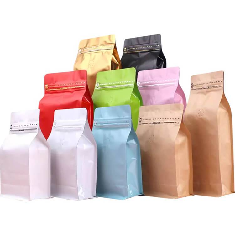 Wholesale Pouch Bag Packaging - Laminated Packaging Bags –  Leadpacks detail pictures