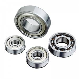 Leading Manufacturer for Precision Deep Groove Ball Bearing Co - Stainless Steel Deep Groove Ball Bearings – XINRI