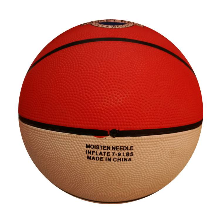 PriceList for Rubber Toy Ball - 2020 Wholesale Outdoor Sports Size 7 High Quality Rubber Basketball – Xinxiang