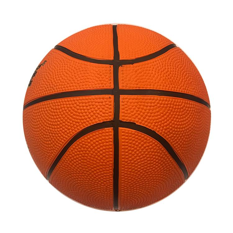 Special Price for Sport Products - Customized Logo Inflatable Mini Toy Sport Balls Rubber Standard Basketball Size 3 5 6 7 – Xinxiang