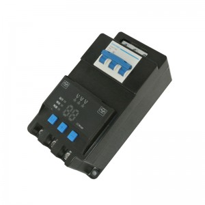 Nfc-401 / 402-F3-B Integrated synchronous switch with miniature circuit breaker and switch