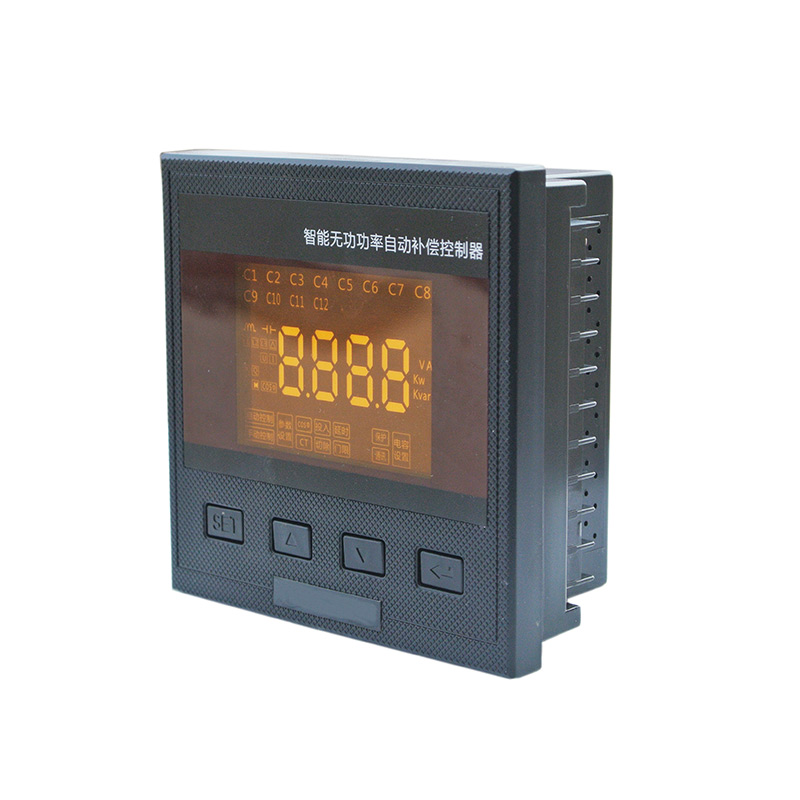 Hot New Products Jkwe Series Reactive Power Auto-Compensation Controller - JKWA-12B series intelligent reactive power automatic compensation controller – swell