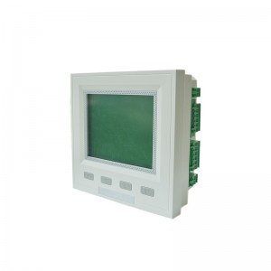 JKWE-21(A/B) Connect the composite switch Factory Directly Sales Black Intelligent Reactive Compensation Controller