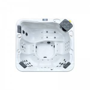 Whirlpool Massage Bathtub Durable Luxury Hottub...