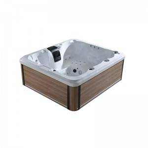 Massage bathtubs outdoor whirlpool bath hot tub...