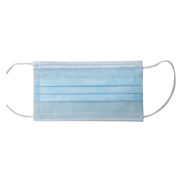 CE Manufacturer Disposable Non Woven Tasteless No Irritation 3 Ply Medical Face Mask Featured Image