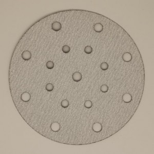 High Quality for 800 Grit Sandpaper -  White Abrasive Sanding Disc-B322 – Xieyanshi