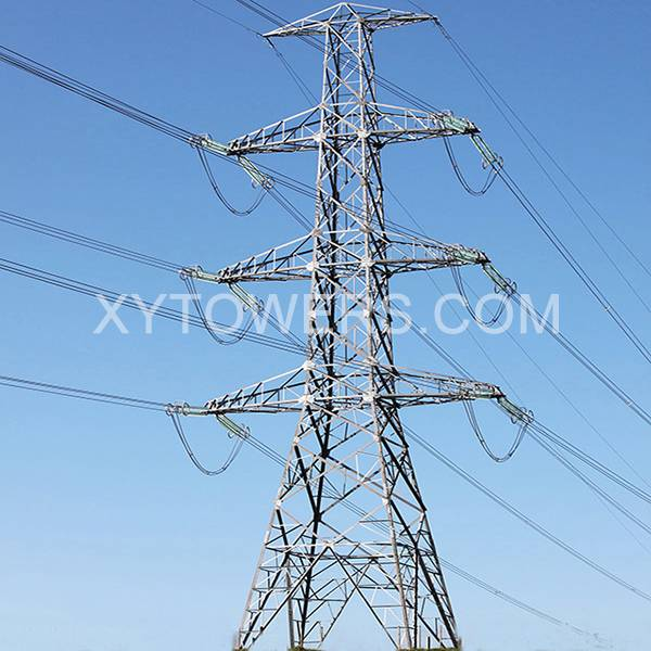 500kV strain tower Featured Image