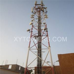 China Cheap Tower Telecom Manufacturers –  3-legs tower – X.Y. Tower
