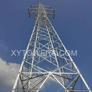 China Cheap Tv Antenna Pole Towers Factory –  35kV angular tower – X.Y. Tower