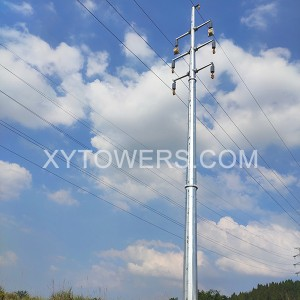 China Cheap Monopole Tower Factory –  Electric pole – X.Y. Tower
