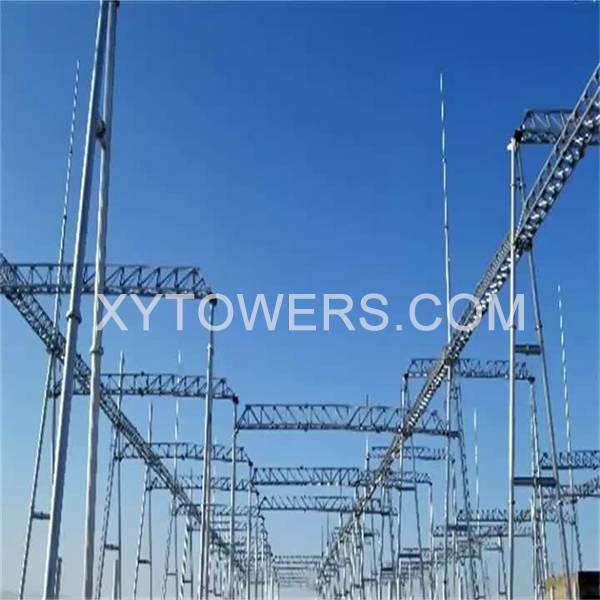 substation structure Featured Image