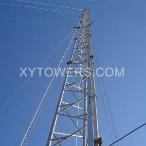 35m guyed tower