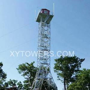 High Quality Cellular Tower Manufacturers –  forest watch tower – X.Y. Tower