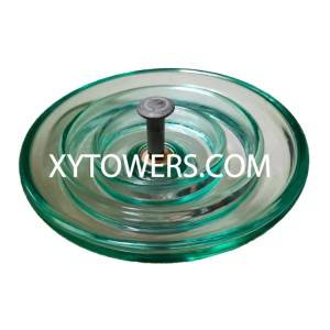 High Quality Suspension Clamp Suppliers –  Glass insulators – X.Y. Tower
