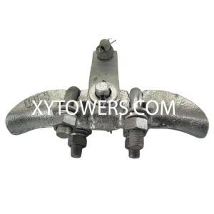 China Cheap Tubular Steel Manufacturers –  Suspension clamp – X.Y. Tower