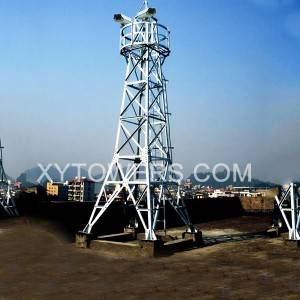 High Quality Terminal Tower Suppliers –  Urban monitoring tower – X.Y. Tower