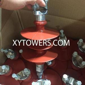 China Cheap Cross Arm Factory –   composite insulator – X.Y. Tower