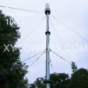 guyed tower