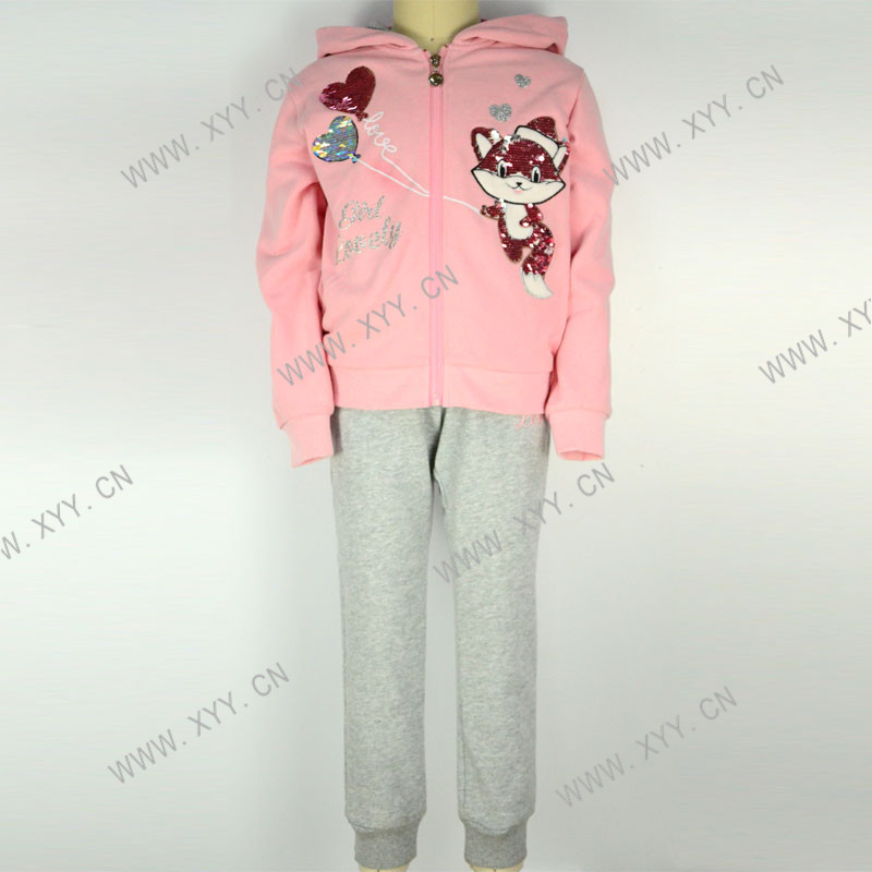 Trending Products Girls Pants - Girl Clothing Sets LY20-088 – Xiyingying Featured Image