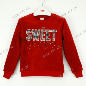 Girl's sweatshirt GXX-2