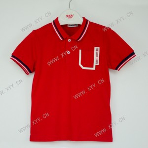 Boy's polo shirt BL-201