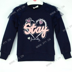 Girl's sweatshirt LY20-040