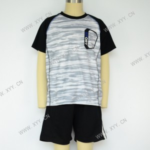 Boy's t-shirt and shorts SH-684