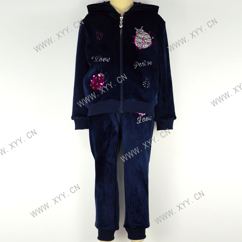 Discount wholesale Girls Summer Pants - Girl Clothing Sets XC-XN501 – Xiyingying